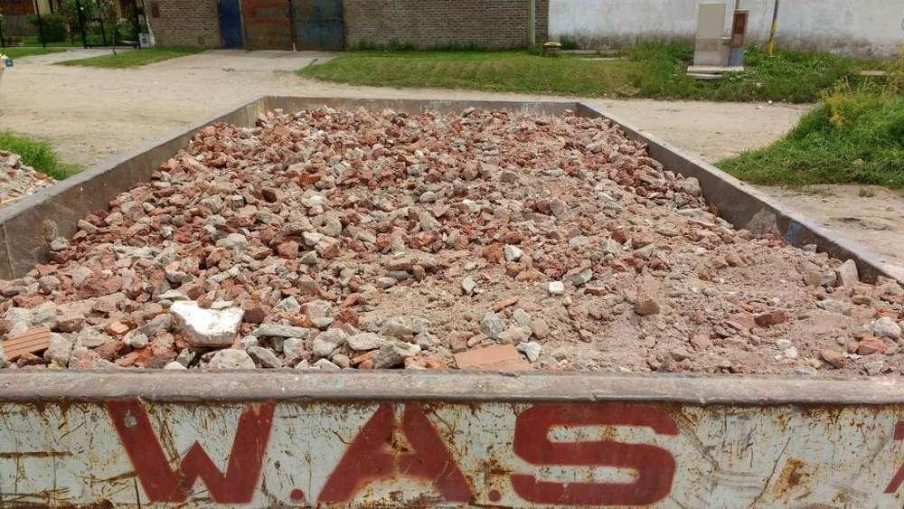 Escombro Molido