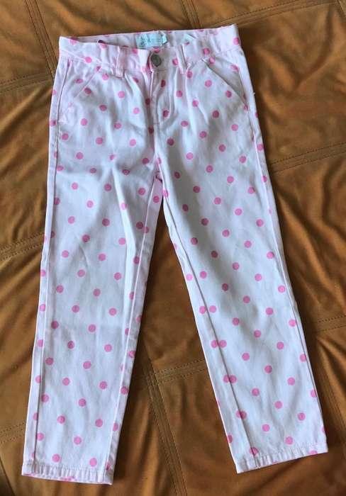 Pantalon Talla3T