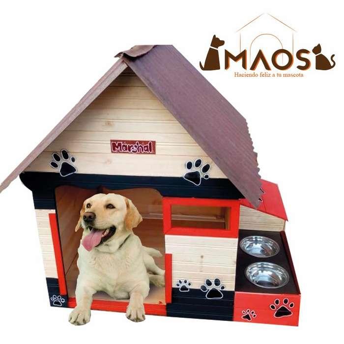 casas en madera para perro envió gratis pago contra entrega