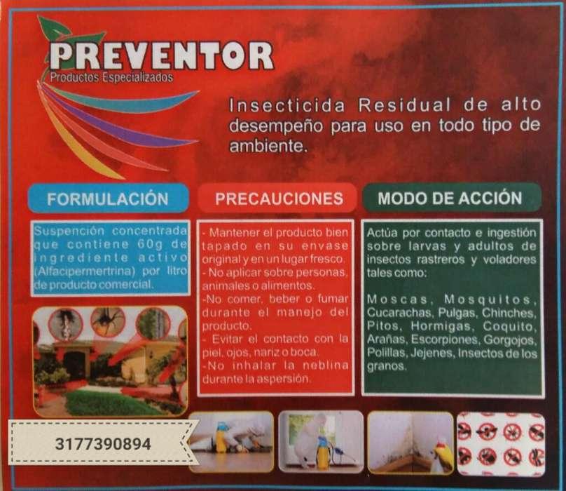 Fumigacion Cucarachas Insectos Plagas