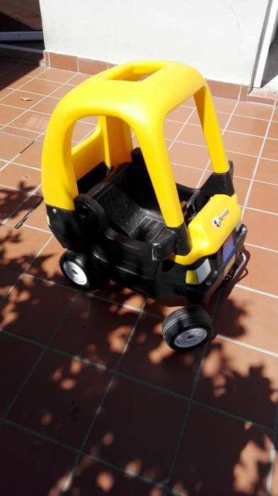 Auto Infantil Andador Taxy Para Niños