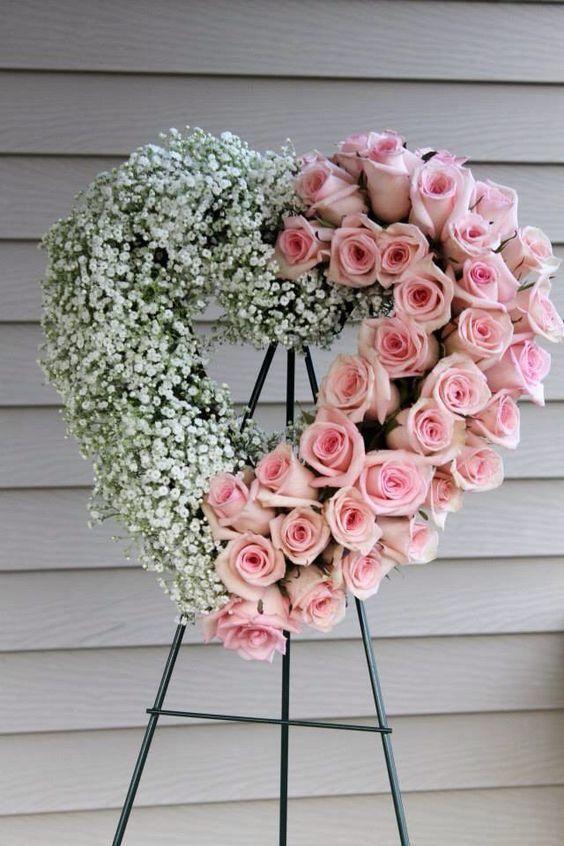Arreglos Florales Para Velorio Condolencia Lima