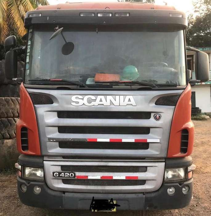Vendo Scania G420 Del 2008