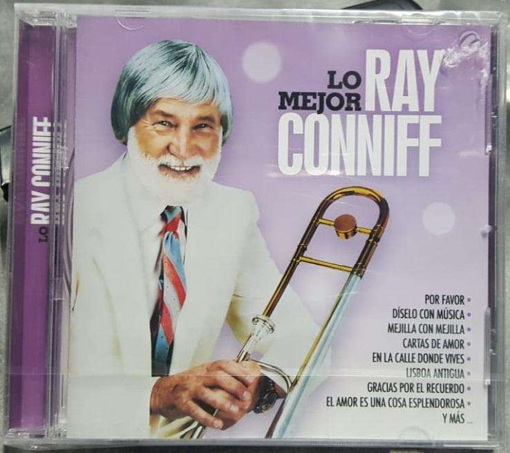 RAY CONNIFF Lo Mejor 1 Cd, 13.00