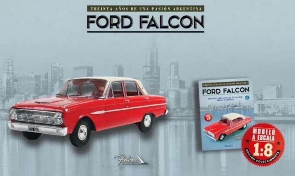 Ford Falcon Salvat Colección Completa
