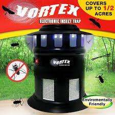 Lampara Vortex Mata Insectos Zancudos Mosquitos Moscos nueva 3138152836