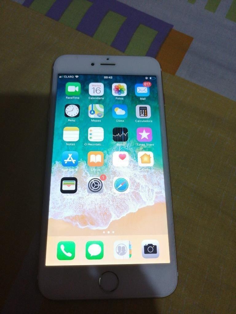 Vendo iPhone 6 Plus de 16Gb