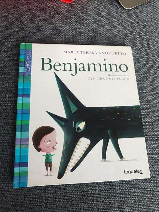 Libro Benjamino Editorial Loqueleo