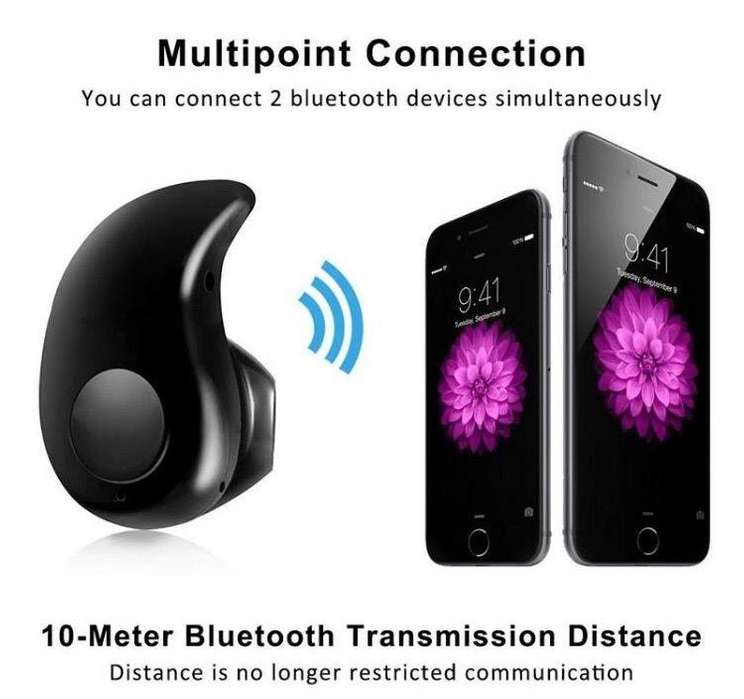 Auricular <strong>bluetooth</strong> GETIHUS 530 Compatibe con todos los Dispositivos <strong>bluetooth</strong>