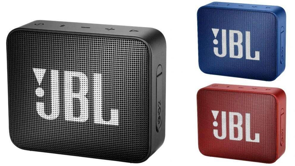 Parlante portátil JBL GO2 SUMERGIBLE *LOCAL EN NVA CBA