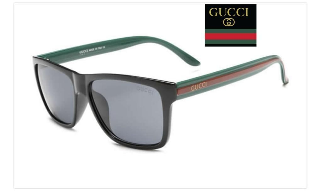 3fdf9736a4 Lentes Sol Gucci Italianas - Lima
