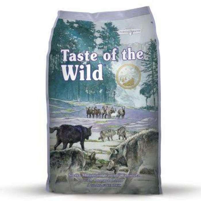 Taste Of The Wild Cordero 13kg