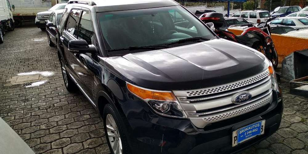 <strong>ford</strong> Explorer 2015 - 105000 km