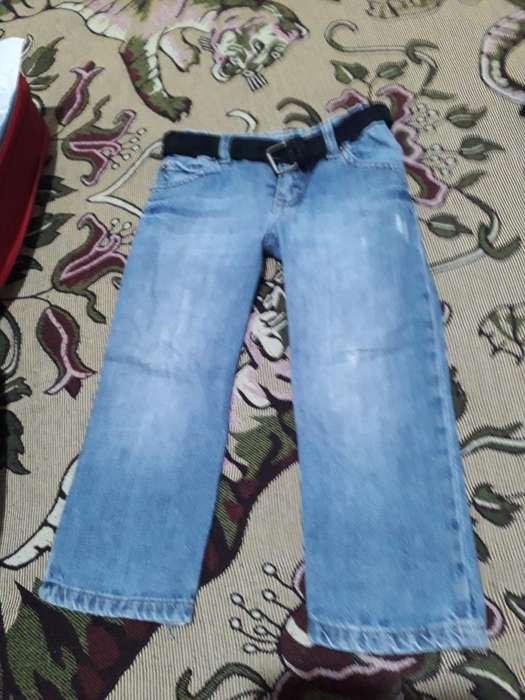 Pantalon Cheeki Talle 2