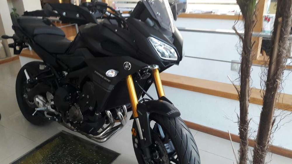 <strong>yamaha</strong> M 09 Tracer 2017 1500 Km