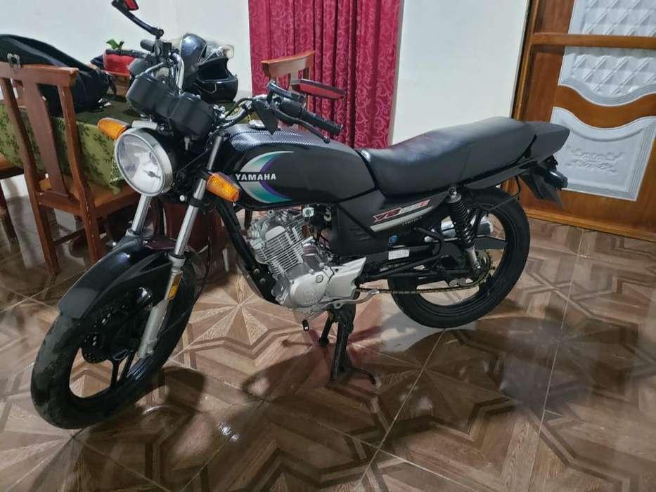 Yamaha Yb 125 Moto Barata