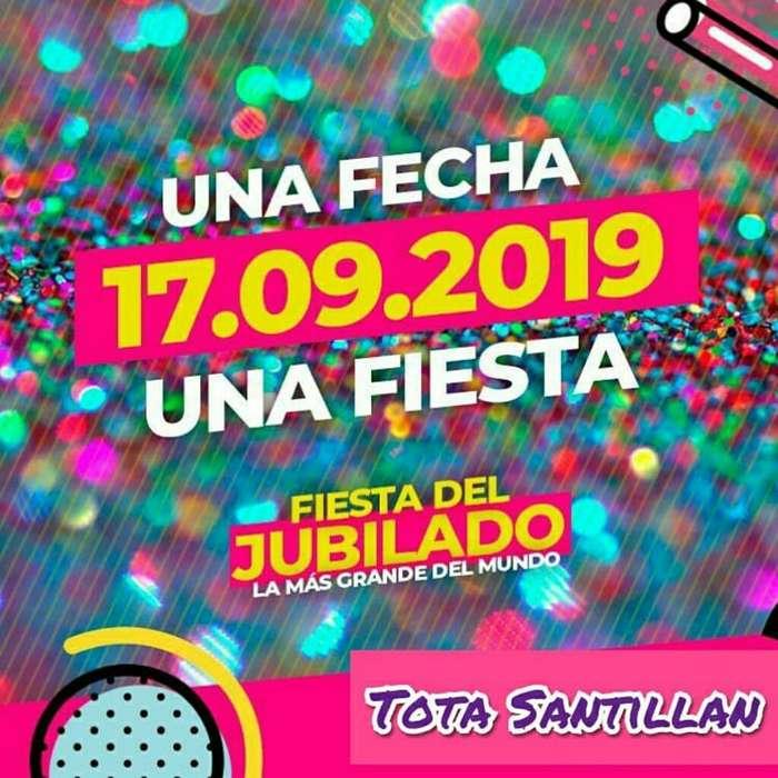 Fiesta Del Jubilado