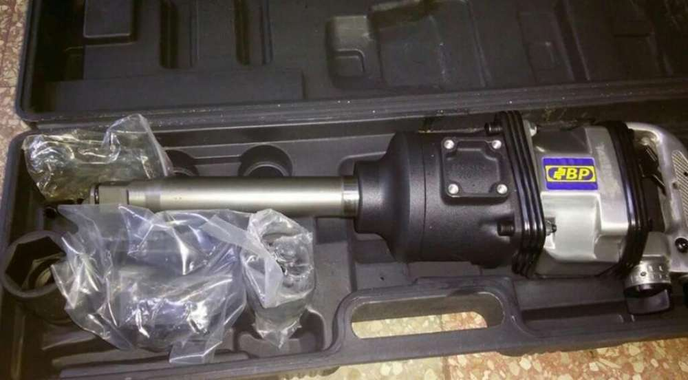 Pistola de Impacto Neumatico de 1pulgada