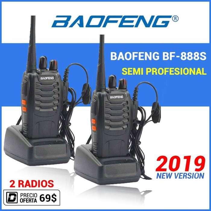 Radio <strong>motorola</strong> Baofeng Bf888s 5KM, Version 2019!
