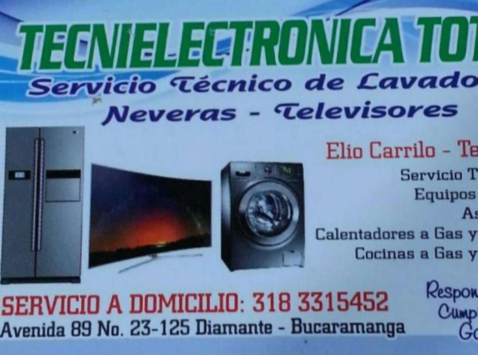 Reparacion Neveras Lavadoras Tv Smart