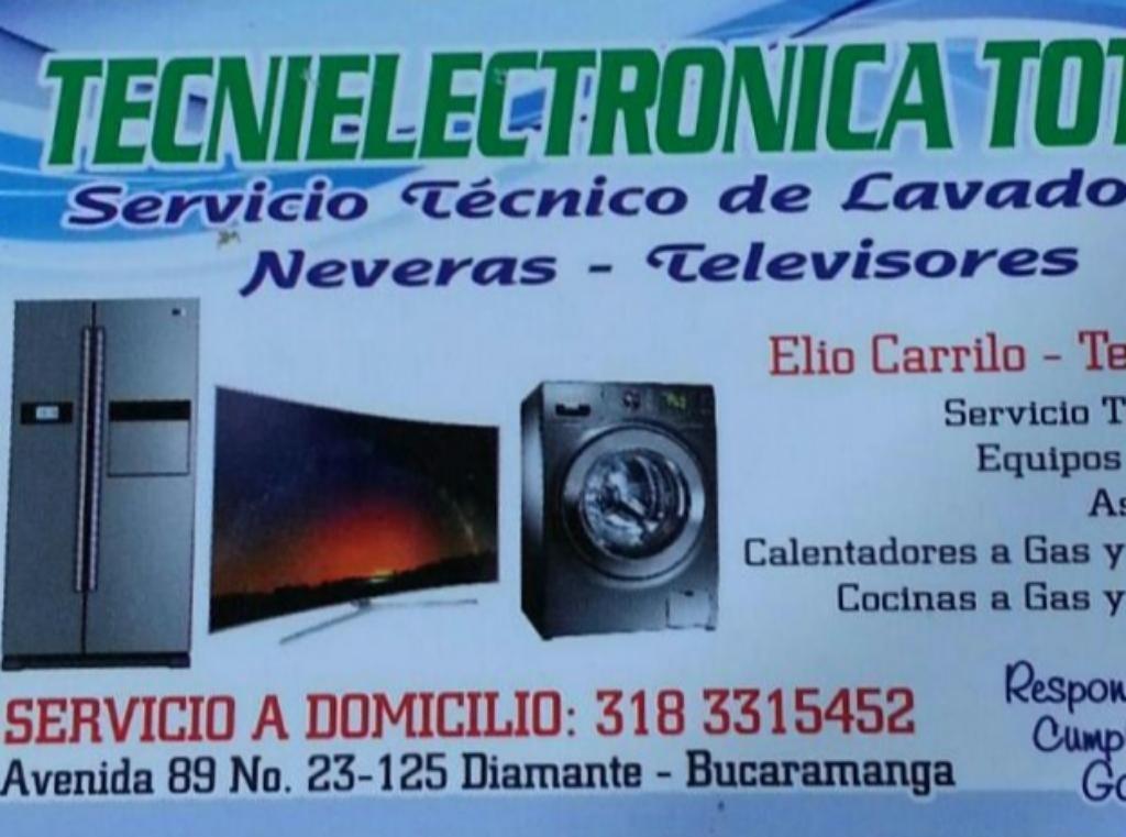 Reparacion Neveras Lavadoras Tv Smart