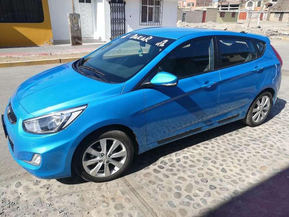 Hyundai Accent Hatchback 2018 - 6990 km