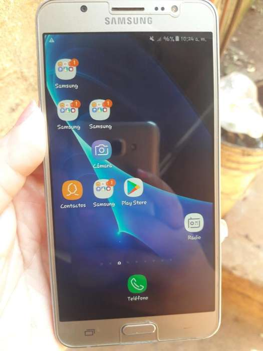 Vendo Samsung J7 2016 Impecable