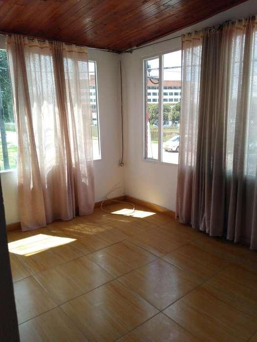 Arriendo apartamento San Mateo 2o piso