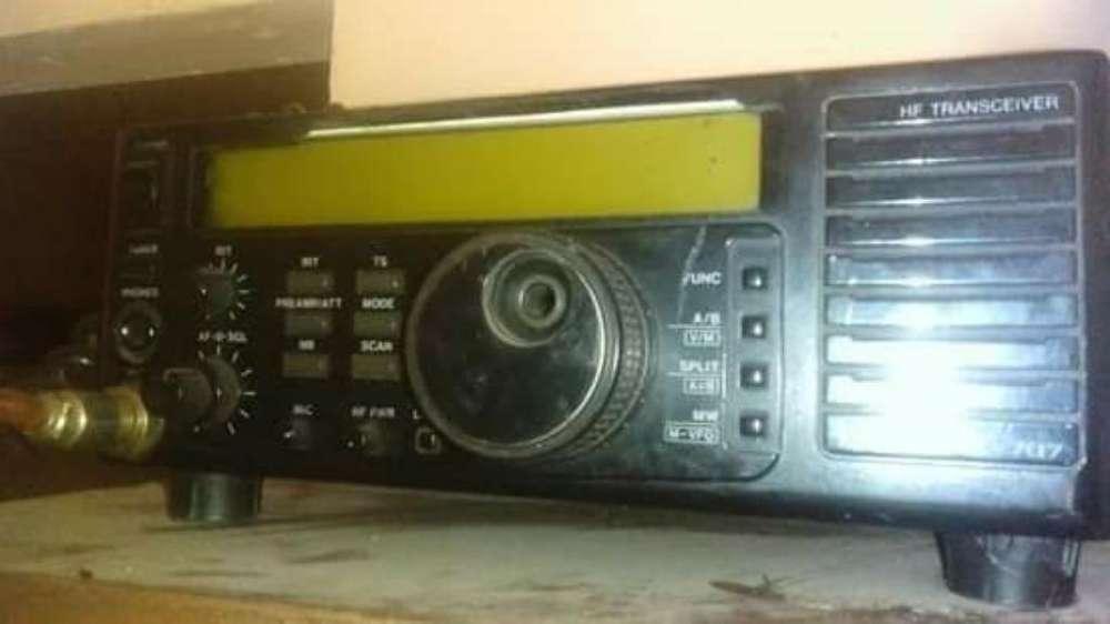 Vendo Radio System 600 Y I-con707