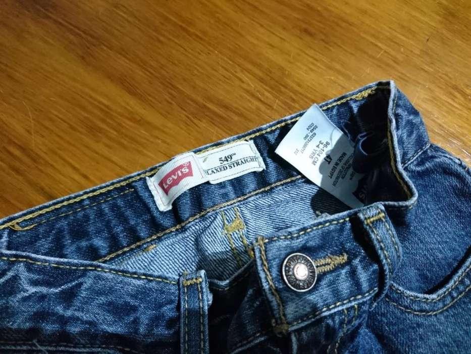 Jeans Nenes Gap Y Levi's
