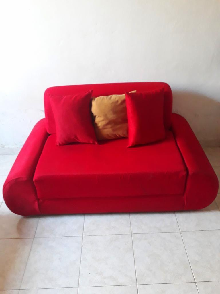 Sofa Cama Como Nuevo Excelente Estado.