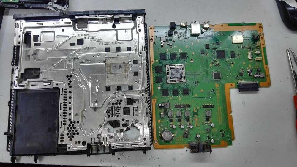 Reparación de consolas PS4 / PS3