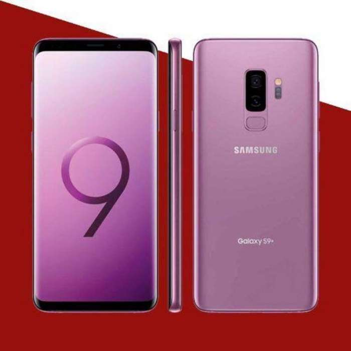Vendo S9 Plus de 128gb estado 10 a 10