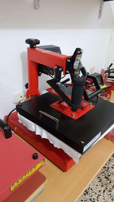 Termofijadora 8 en 1 Impresora