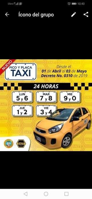Se Nesecita Conductor para Taxi