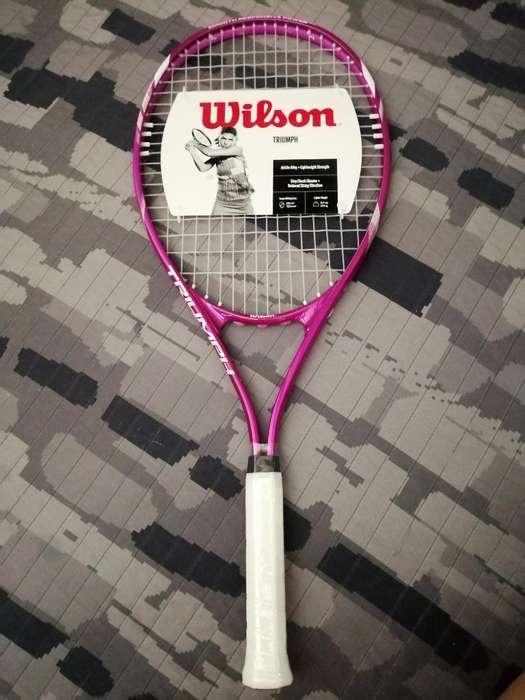 Raqueta de Tenis Wilson Triumph Size
