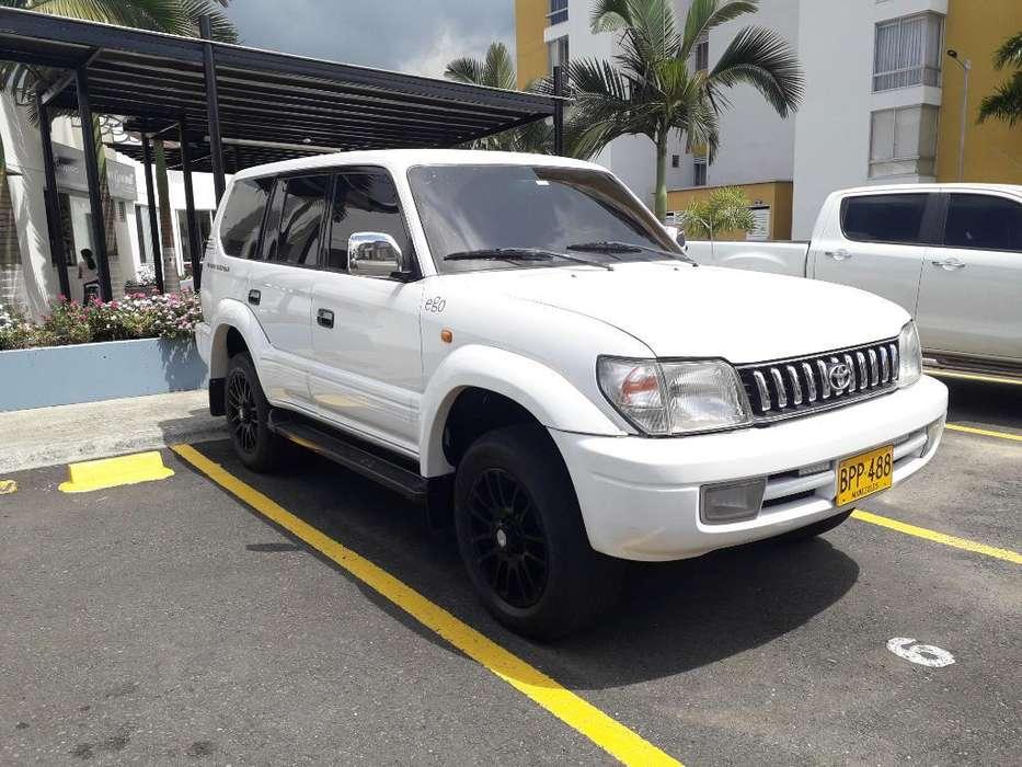 Toyota Prado 2007 - 167000 km