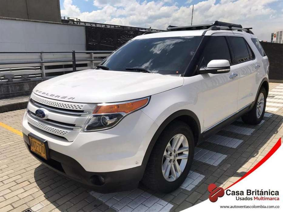 <strong>ford</strong> Explorer 2013 - 61745 km