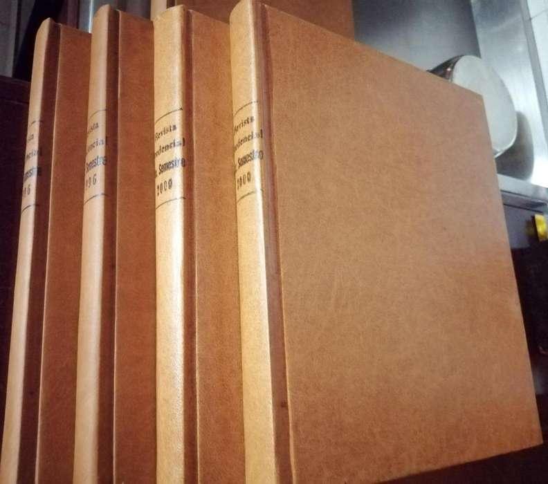 Credencial revistas de 1987 a 2004