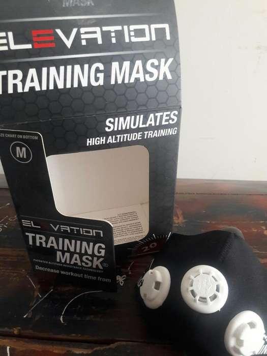 Training Mask Elevation 2.0 Imperdible!!