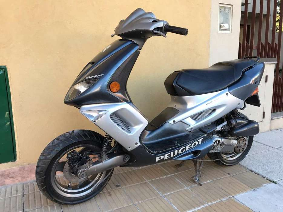 <strong>scooter</strong> Peugeot Speedfight 100Cc Detalle