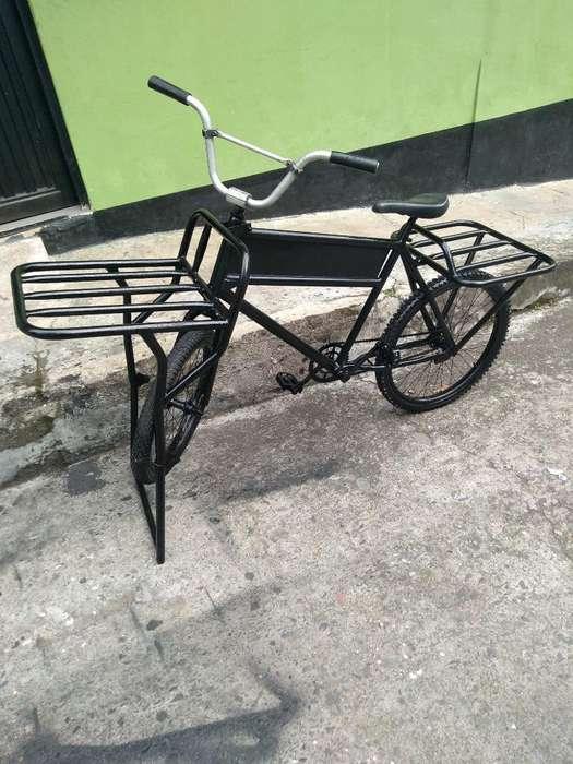 Vendo Bicicleta de Carga Excelente Estad