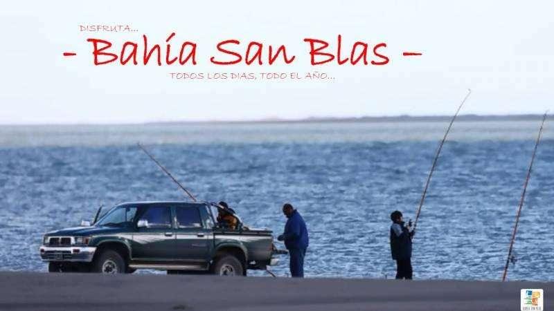 VENTA DE LOTE EN BAHIA SAN BLAS !!!!
