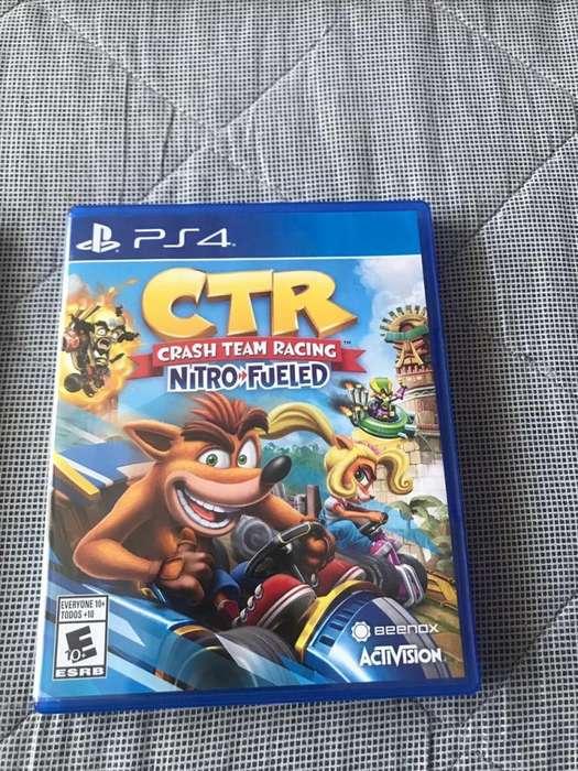 Crash CTR PS4 - Norte de cali