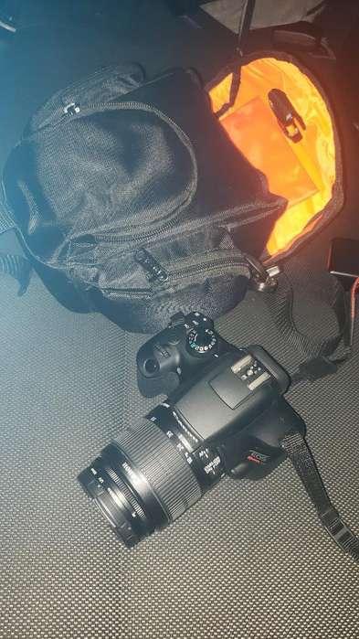 Vendo <strong>camara</strong> Canon T6