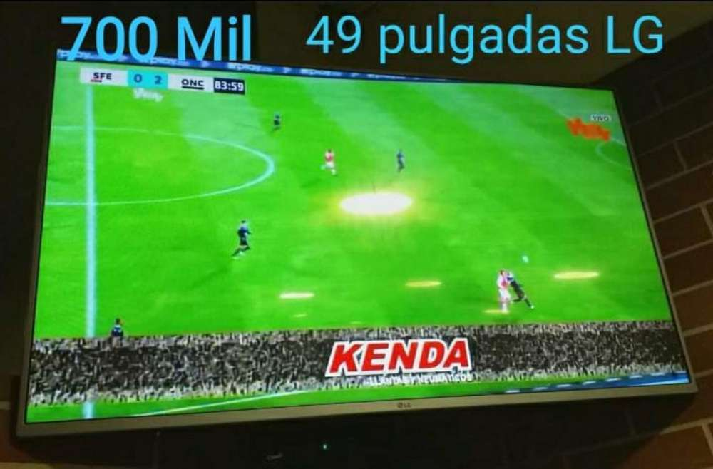 <strong>televisor</strong> Lg Pocos Dias de Comprado