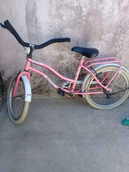 Vendo Urgente Bici Rodado 20