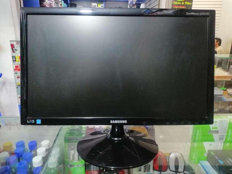 <strong>monitor</strong> Slim 20' Samsung - Oferta
