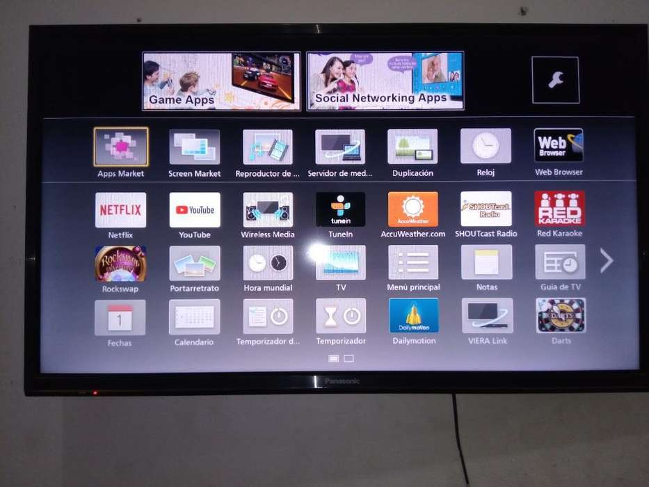 Smart Tv Panasonic 32''
