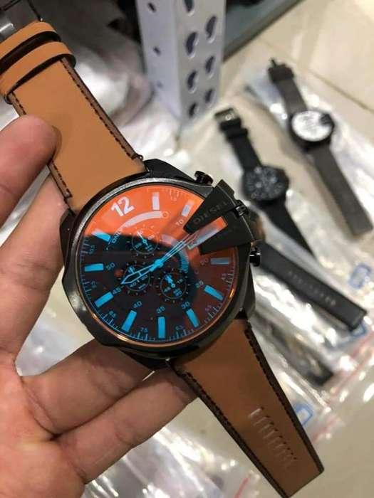 Reloj Diesel Original.